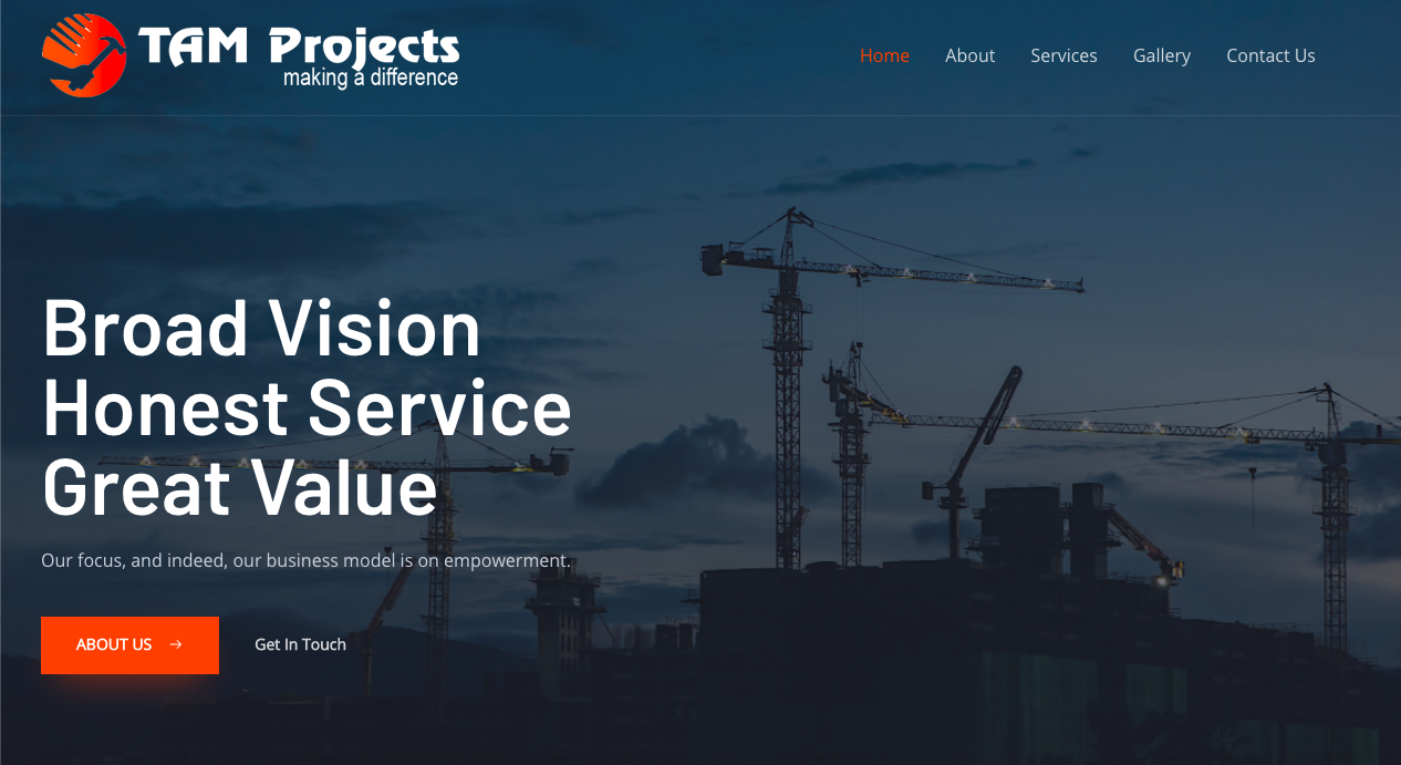 Tam Projects